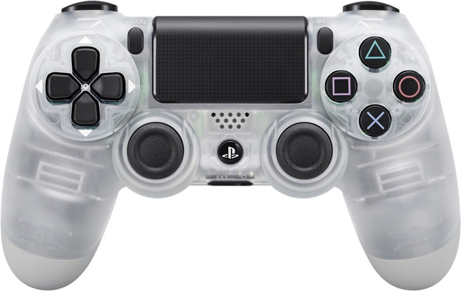 Sony PlayStation 4 Dualshock Controller Transparant