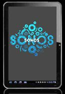 Sonos Android tablet
