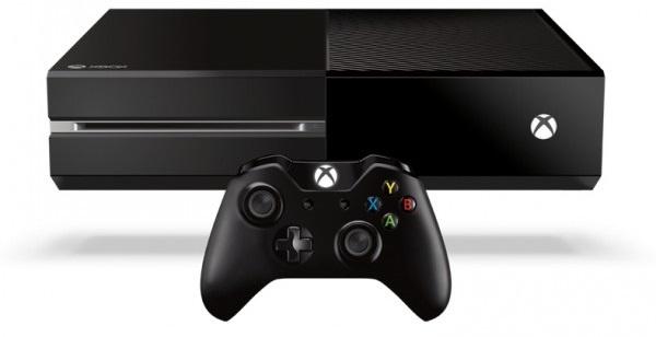 Microsoft Xbox One Zwart