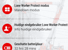 Vodafone Push-to-talk en Lone Worker Protect