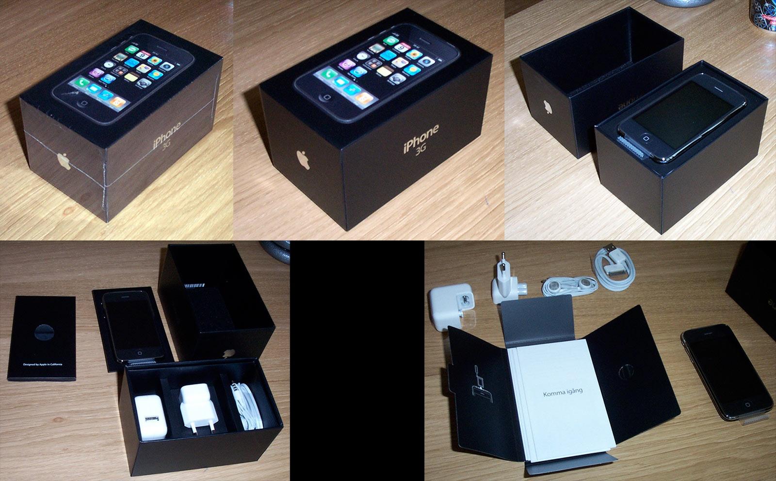 Iphone Unpack (groot)