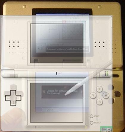 Nintendo DS Lite afmetingen vergeleken met Nintendo DS