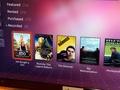 Ubuntu televisie-interface