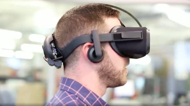 Oculus draadloos