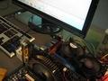 Testopstelling met Asus P5Q3 Deluxe