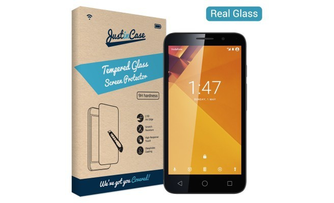 Just in Case Tempered Glass Vodafone Smart Turbo 7 - Arc Edge