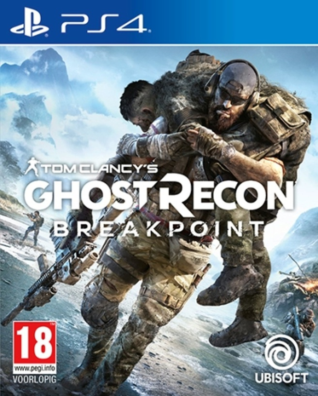 Tom Clancly's Ghost Recon Breakpoint
