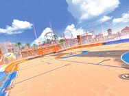 Rocket League Sandy Shores