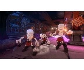 Medieval Moves, PlayStation 3