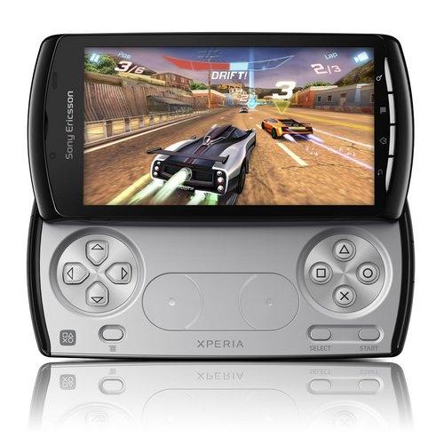 Sony Ericsson Xperia Play R800i Zwart