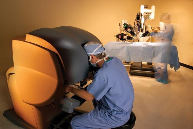 da VInci - robotchirurg