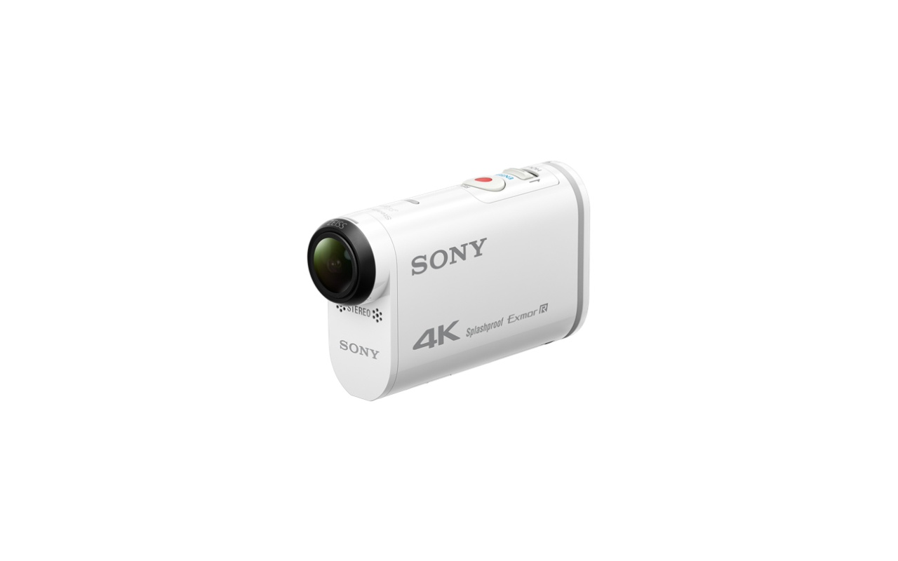 how to connect sony action cam to iphone