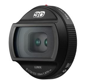 Panasonic 3d-lens