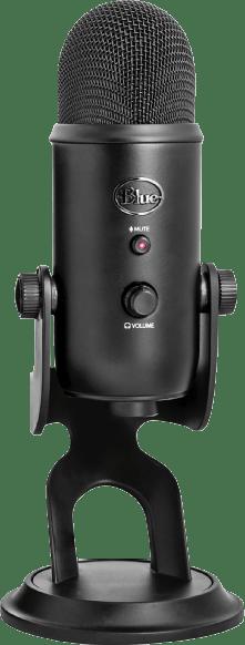Blue Microphones Yeti USB condensermicrofoon Zwart