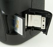Canon EOS 60D sd-slot
