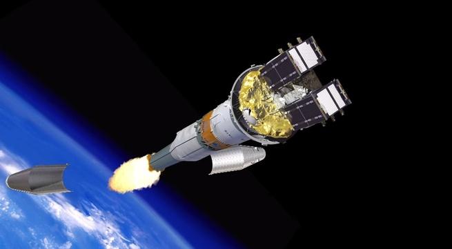 Galileo lancering