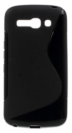 Kees S-line Gel Hoesje Alcatel One Touch Pop C9 - Zwart