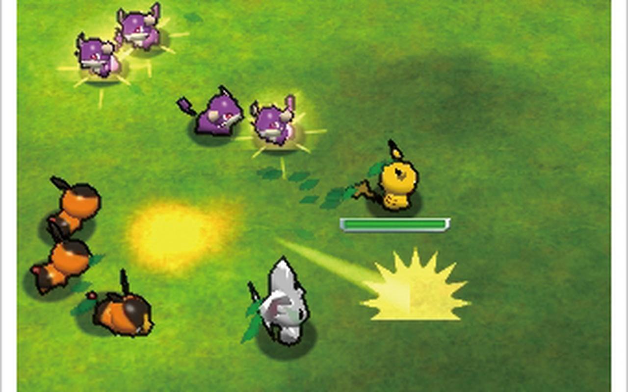 Super Pokémon Scramble 2