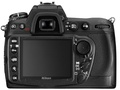 Nikon D300 - achterkant