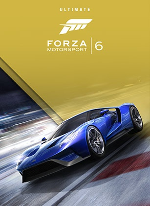Forza Motorsport 6 Ultimate Edition