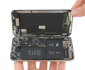 Teardown iPhone X iFixit