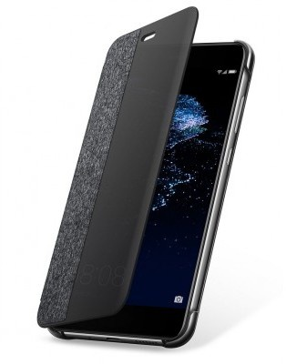 Huawei P10 Lite View Cover - Light Grey
