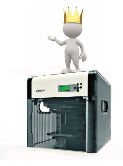 Da Vinci 3d-printer