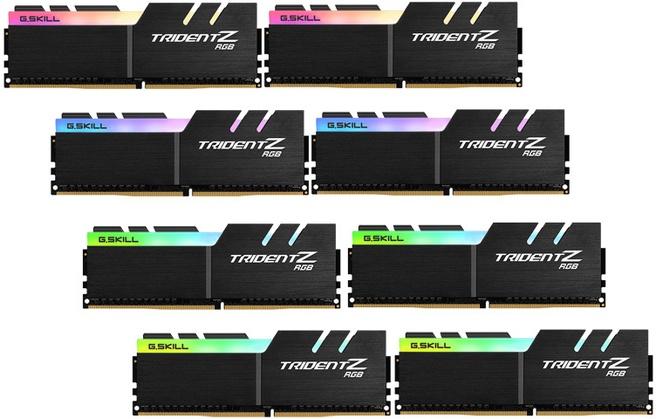 G.Skill Trident Z RGB 64GB DDR4-3466