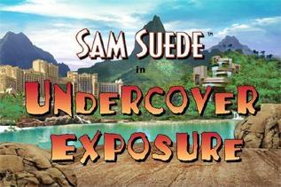 Sam Suede in Undercover Exposure