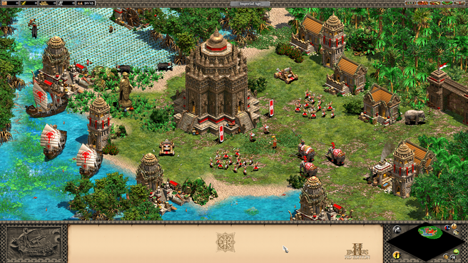 Age of Empires II HD: Rise of the Rajas, PC (Windows)