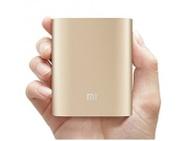 Goedkoopste Xiaomi Powerbank 10400mAh USB Goud