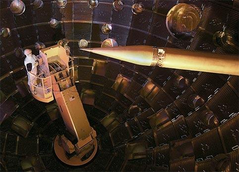 NIF-testkamer