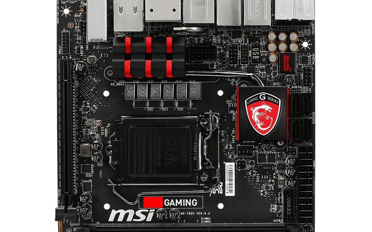 MSI Z-serie Game moederborden