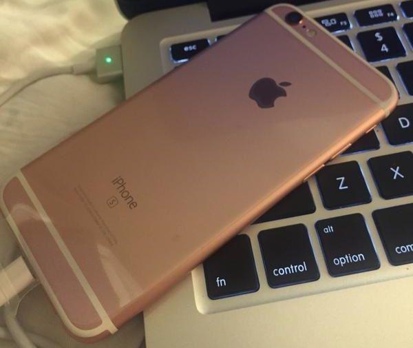 Te vroeg bezorgde iPhone 6s