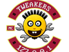 Tweakers mc logo grijze tekst