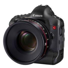 Canon dslr 4k video