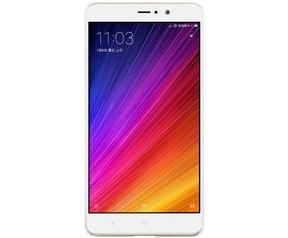 Nillkin Frosted Shield Hard Case voor Xiaomi 5S Plus - Wit Wit