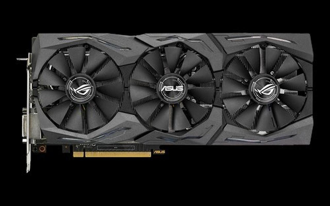 Asus GeForce GTX 1080 Ti