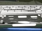 MacBook Pro met vermoedelijke uitsparing voor oled-paneel boven toetsenbord