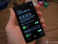 Windows Phone 8.1 notificatiecentrum