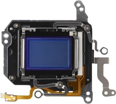 Canon EOS 650D beeldsensor