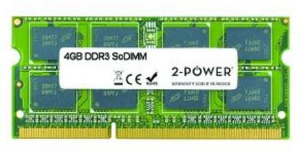 2-Power 4GB MultiSpeed SoDiMM