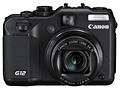 Canon PowerShot G12 front