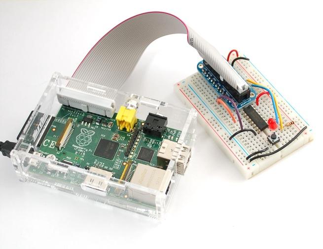 Adafruit Raspberry Pi Cobbler Breakout Kit