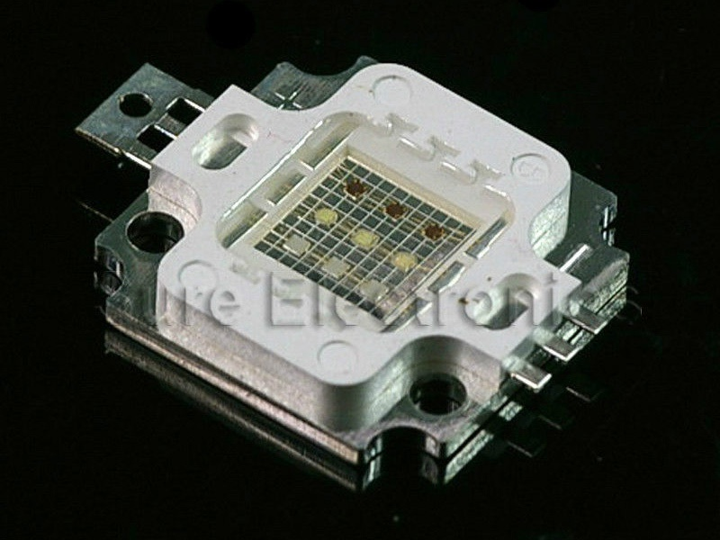 10W rgb led chip van Sure Display