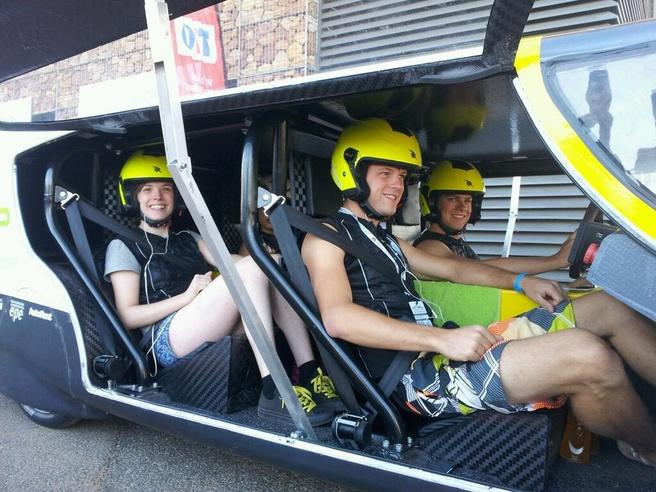 Solar Team Eindhoven Stella