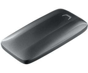 Samsung X5 1TB Zwart
