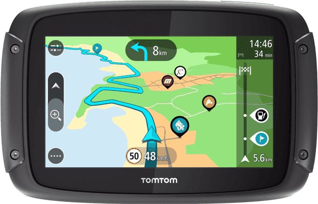 TomTom Rider 420 (Europa)