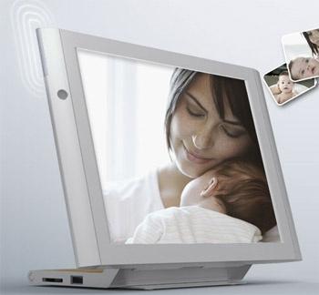 Isabella Products Vizit digitaal fotolijstje met 2g-verbinding