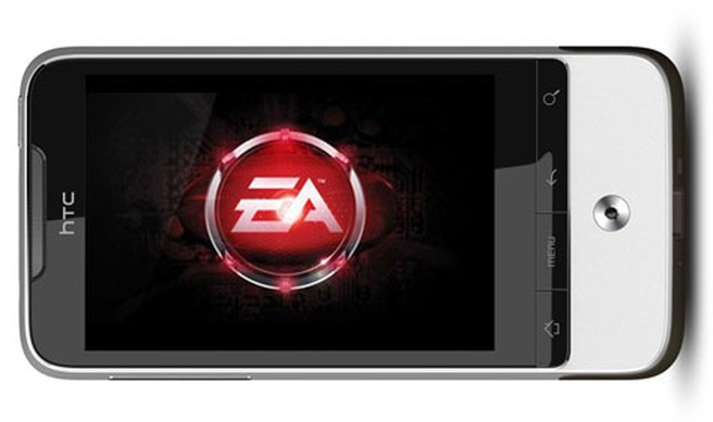 Android-games van Eelectronic Arts